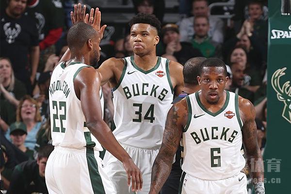 NBA雄鹿豪取六连胜?现在字母哥到底有多强?