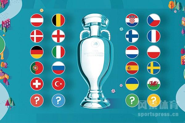 2020欧洲杯在哪举办?2020欧洲杯参赛球队有哪些?