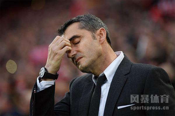 巴尔韦德下课怎么回事?为什么巴萨解雇巴尔韦德?