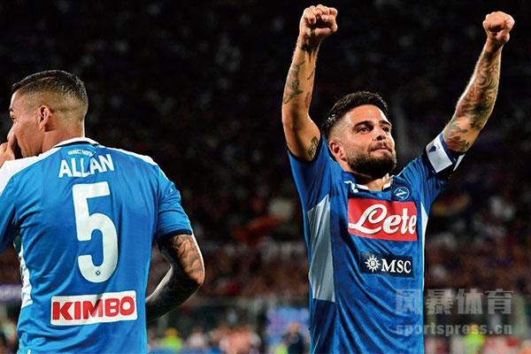 那不勒斯VS佛罗伦萨比分预测 佛罗伦萨客战不力那不勒斯小胜可期