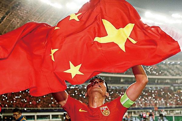 <b>中国足球世界杯预选赛出线了吗?中国国家足球队怎么还有外援?</b>