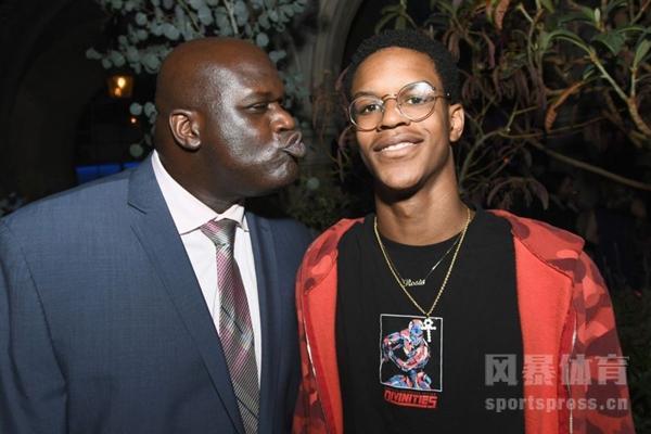 奥尼尔儿子是谁?奥尼尔儿子能打NBA吗?