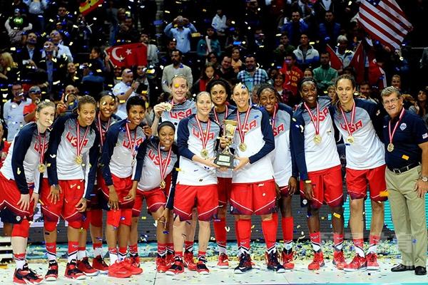 美国女篮有多强?美国女篮球星都有谁?