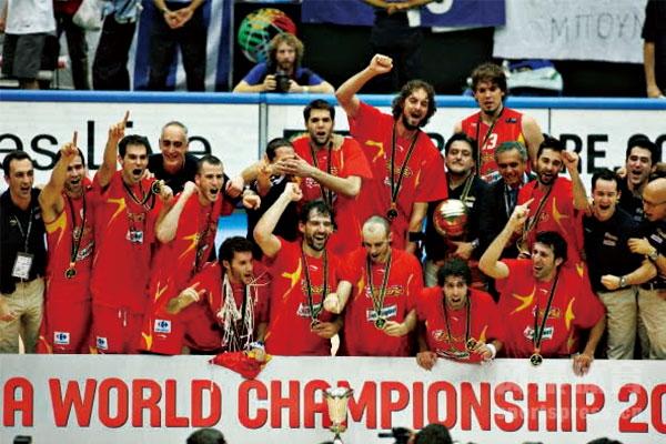 西班牙男篮黄金一代都有谁?男篮08黄金一代输给西班牙是怎么回事?
