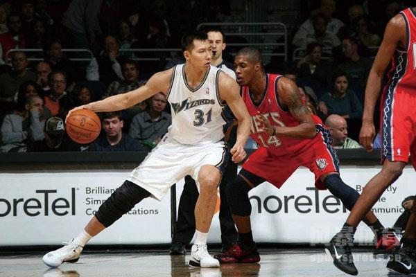 易建联身高多少米体重多少?易建联在NBA什么水平?