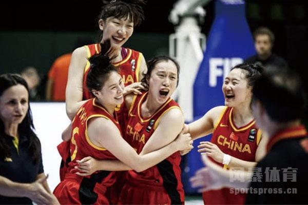 <b>中国女篮三连胜锁定奥运会资格了吗?中国女篮三连胜什么水平?</b>