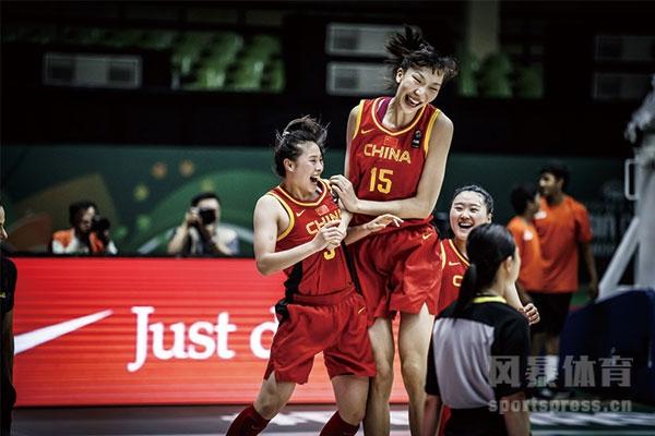 中国女篮三连胜锁定奥运会资格了吗?中国女篮三连胜什么水平?