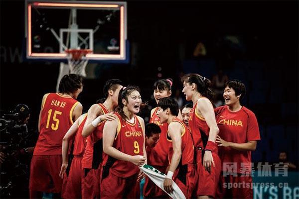 中国女篮的实力如何?中国女篮什么时候拿到的奥运会资格?