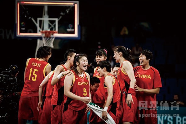 <b>中国女篮的实力如何?中国女篮什么时候拿到的奥运会资格?</b>