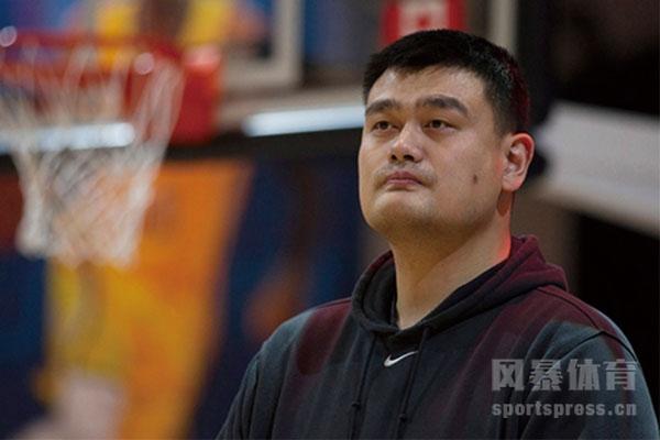 姚明为中国篮球的发展做出了什么决定?男篮应该怎么自我拯救?