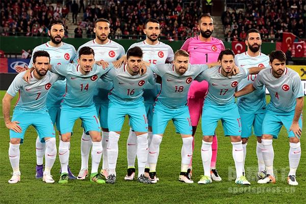 土耳其为什么参加欧洲杯?土耳其足球水平有多高?