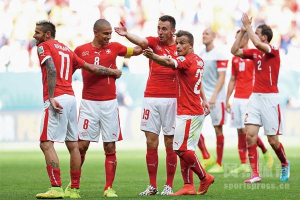 瑞士足球水平怎么样?瑞士国家队阵容都有谁?