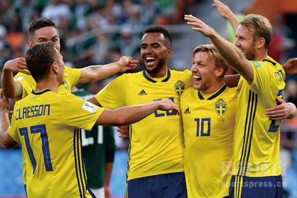 瑞典队欧洲杯成绩怎样?瑞典足球强不强?