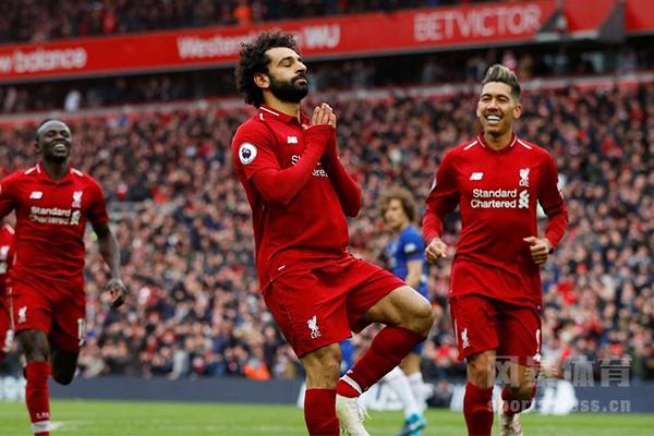 利物浦VS西汉姆联比赛预测 利物浦状态极佳大胜可期