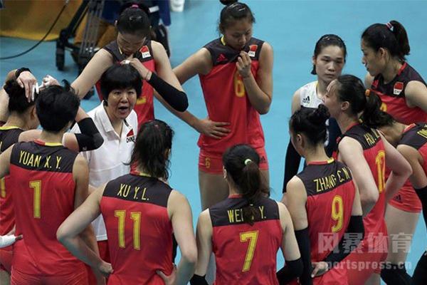 中国女排对意大利女排的比赛好打么?中国女排和意大利女排对比如何?