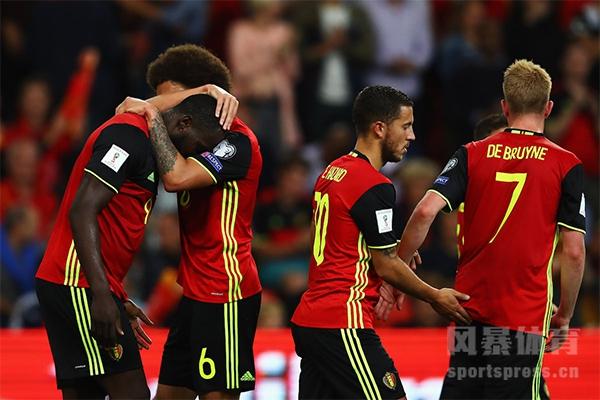 比利时队实力有多强?2020欧洲杯B组出线形势分析