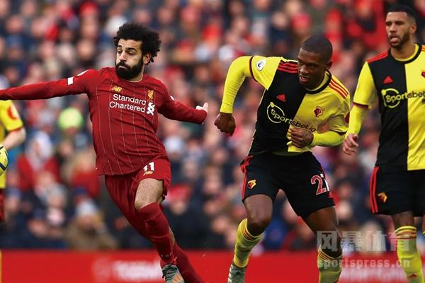 英超沃特福德VS利物浦分析预测 利物浦渴望19连胜破纪录