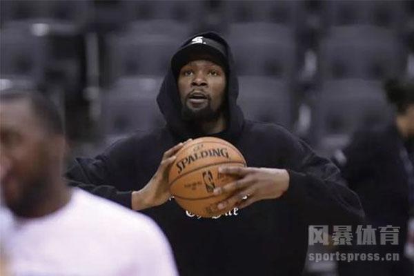<b>杜兰特什么时候能复出?杜兰特进行简单的投篮训练复出在即</b>