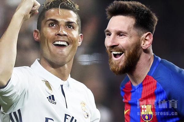 梅西和C罗谁更厉害?梅西vsC罗美妙任意球欣赏