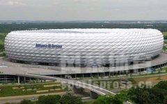 欧洲杯比赛地点-2020欧洲杯球场巡礼:安联球场