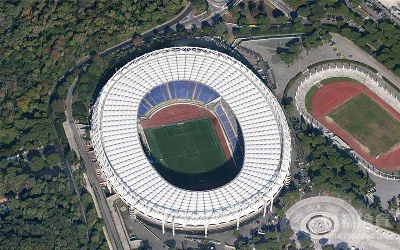 罗马奥林匹克体育场