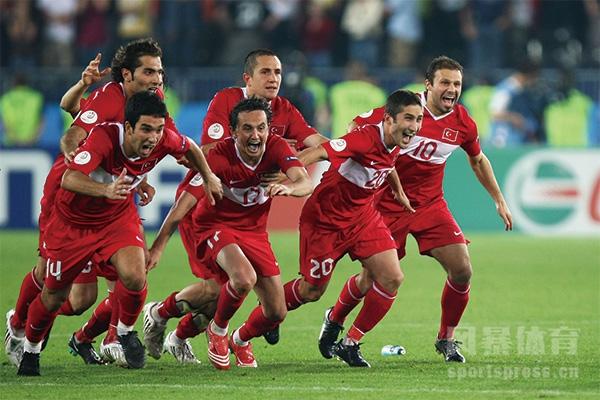 土耳其足球队实力怎么样?土耳其欧洲杯能出线吗?