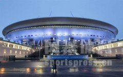 欧洲杯比赛地点-2020欧洲杯球场巡礼:泽尼特体育场