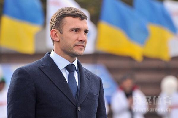 乌克兰队欧洲杯前景如何?舍普琴科执教水平怎么样?