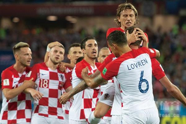 克罗地亚队-克罗地亚国家队-2020欧洲杯D组足球队