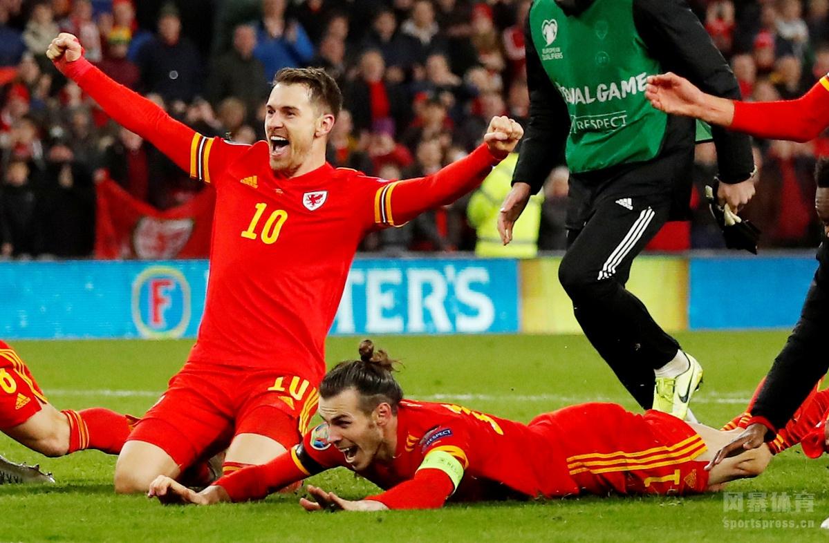 威尔士队-威尔士国家队-2020欧洲杯A组足球队