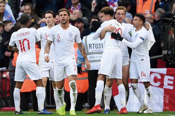 英格兰队-英格兰国家队-2020欧洲杯D组足球队