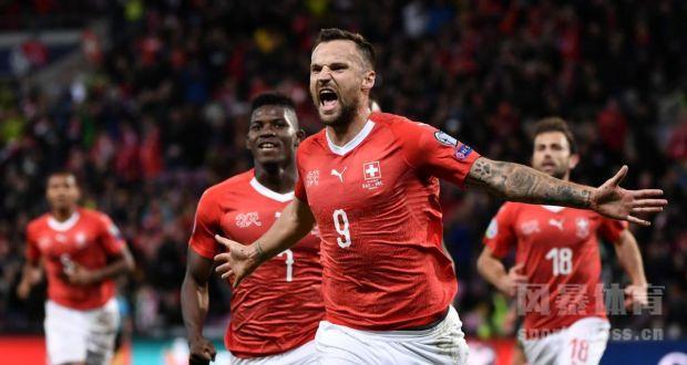 瑞士队-瑞士国家队