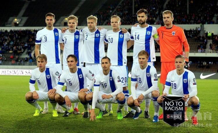 芬兰队-芬兰国家队-2020欧洲杯B组足球队