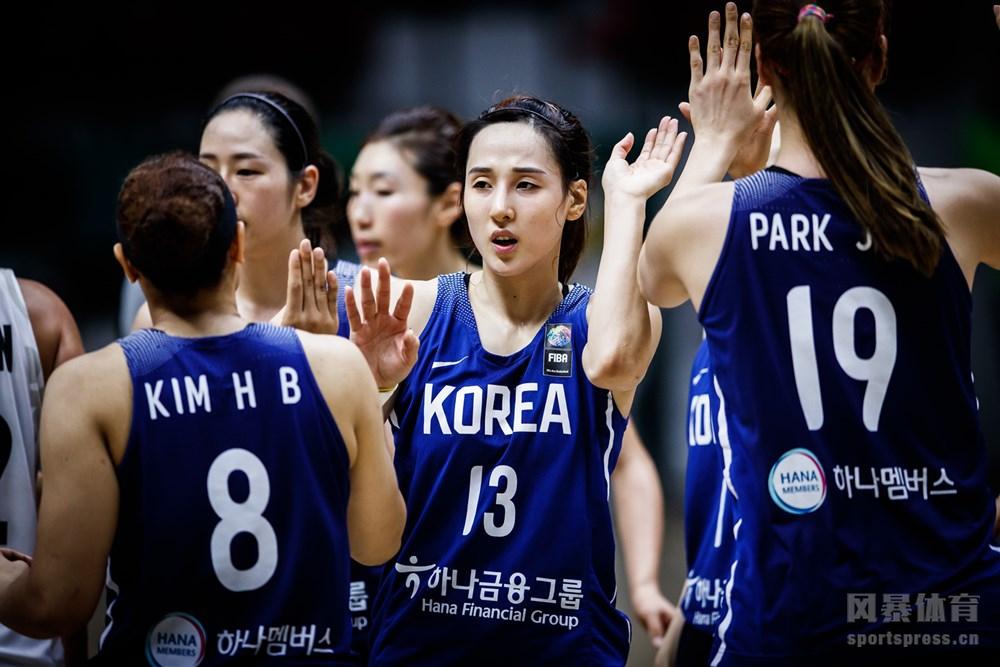 韩国女篮名单都有谁?韩国女篮10号是谁?