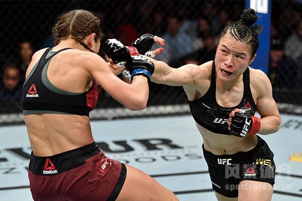 张伟丽卫冕UFC金腰带是怎么回事?张伟丽哪里人?