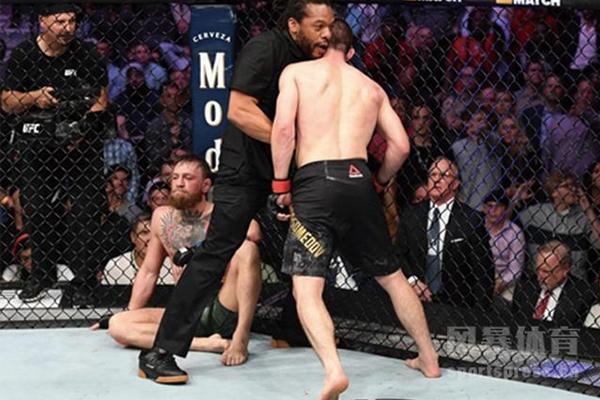 UFC小鹰全名叫什么?UFC是什么?