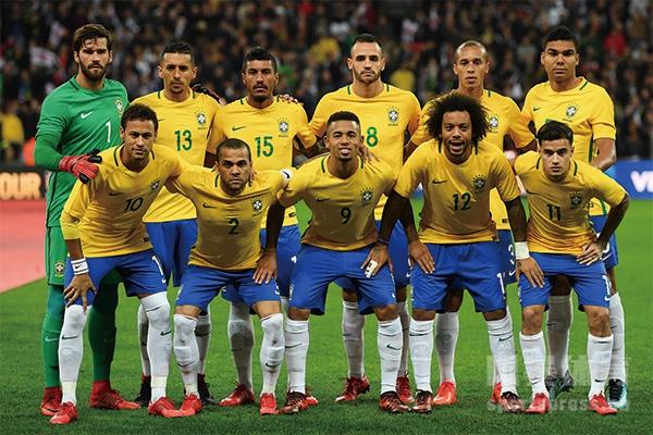 <b>内马尔身价有多高?巴西队身价是多少?</b>