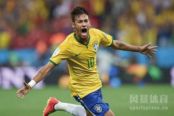 内马尔身价有多高?巴西队身价是多少?