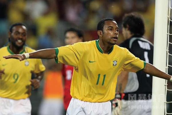 2007美洲杯决赛双方是谁?2007美洲杯巴西队阵容都有谁?