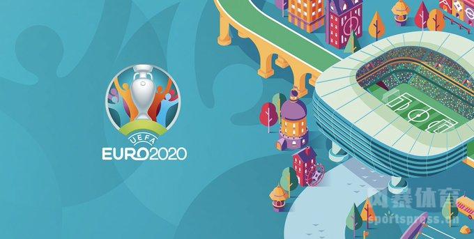 2020欧洲杯宣传图