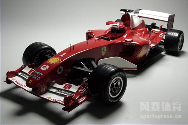 F1赛车最高时速是多少?F1赛车多少钱一辆?