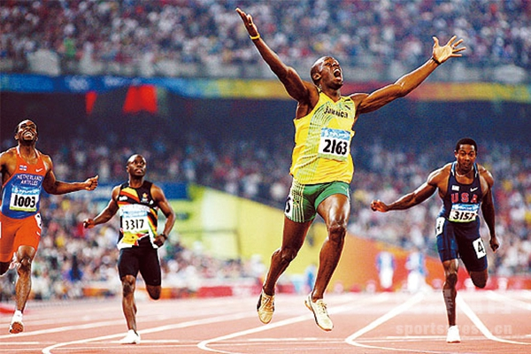 博尔特100米世界纪录是多少?博尔特200米世界纪录是多少?