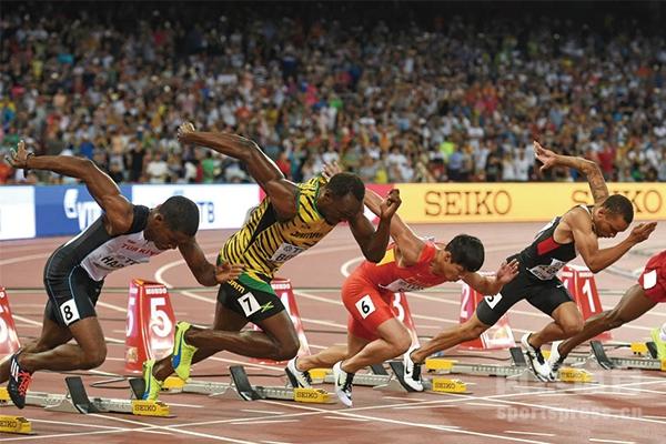 <b>百米世界纪录8.87是怎么回事?100米世界纪录能破9秒吗?</b>