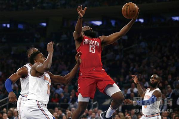 哈登规则是什么意思?哈登规则改变了NBA吗?