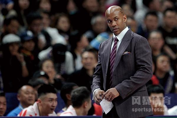 马布里已经是北控男篮教练
