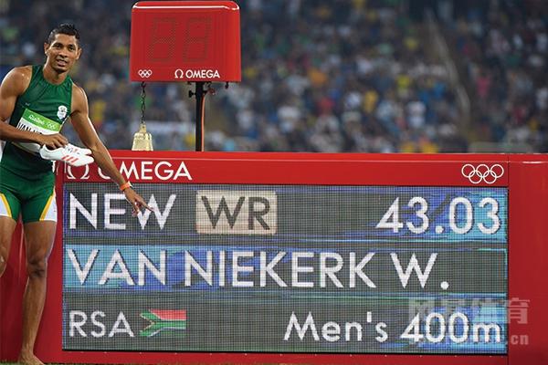 400米世界纪录是什么时候创造的?400米世界纪录保持者是谁?