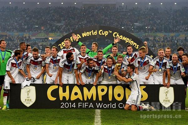 2014巴西世界杯冠军德国队