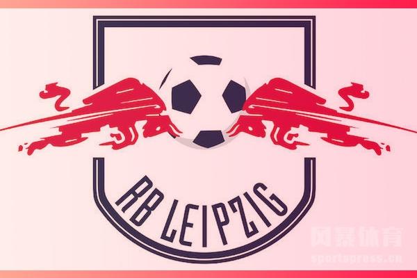 莱比锡红牛队徽