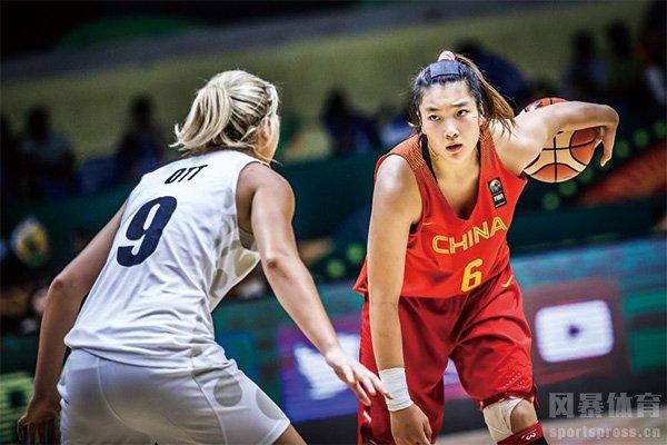 中国女篮名单都有谁? 中国女篮最新名单增加至18人