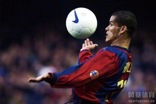 最伟大帽子戏法!里瓦尔多2001年拯救巴萨